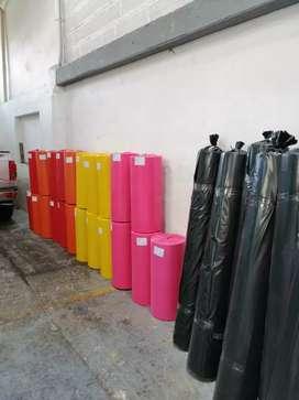 Bolsas para empaque de silo