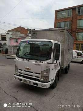 Vendo NKR III modelo 2013