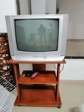 Televisor samsung barrigon
