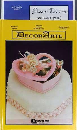 DECORARTE, el Arte de Decorar Tortas