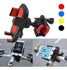 Soporte Universal P/ Moto o Bicicleta ideal p Iphone 12 Iphone Pro Iphone Pro Max
