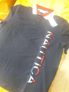 Camisetas tommy hilfiger y nautica originales
