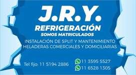 J.R.Y  Refrigeración