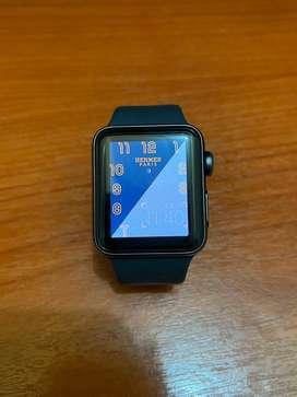 Apple Watch Series 3 38mm semi nuevo