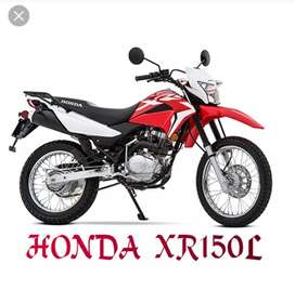 MOTO HONDA XR150L  OFERTA  CHIMASA S.A.