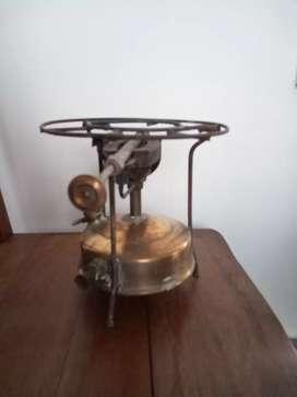 Quemador de bronce una reliquia antigüedades