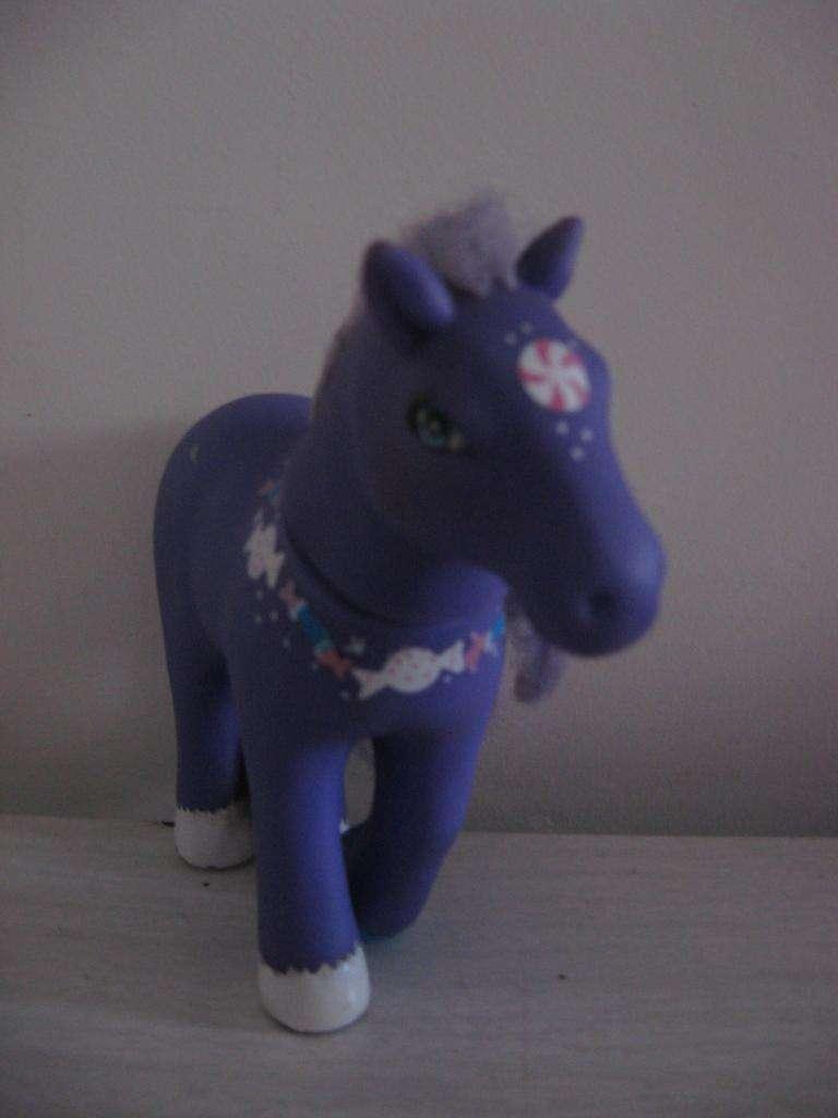 Pequeño Pony coleccionable serie Lanard 0