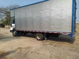 Turbo Ford cargo furgón