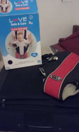 VENDO mochila porta bebé