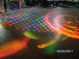 OPORTUNIDAD : vendo lote de equipos de luces