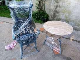 Juego de jardín Boston tú y yo con dos sillones