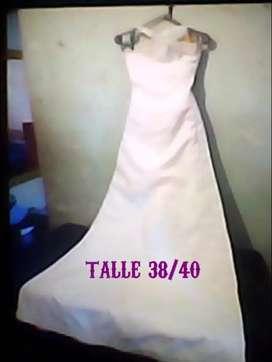 Vendo o permuto vestidos de novia