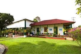 Se vende Finca en el eje cafetero Sector Parque Nacional Del Café – Villa Alba / Montenegro (Quindio)
