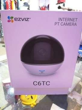 Cámara Ip Ezviz C6tc Full Hd 1080