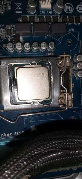 Procesador Intel pentium 2020 cuarta generación