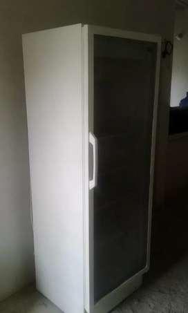Vendo vitrina refrigeradora panoramica