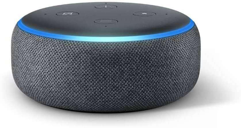Echo Dot 3ra Gen Amazon Asistente de voz Con Alexa Español 0