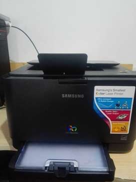 Vendo Impresora Laser Samsung CLP-315