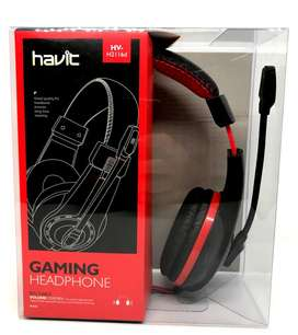 Diadema Gamer Havit H2116d