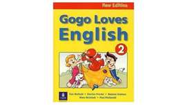 GOGO LOVES ENGLISH 2 Editorial Longman Cali