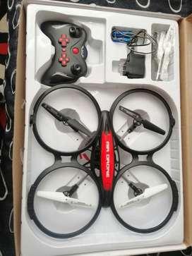 Air Drone en Perfecto. Estado