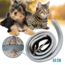Collar Anti pulgas Perro Gatos 56cm Extracto de Margosa RF 645