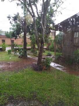 Vendo terreno en puerto Iguazú misiones