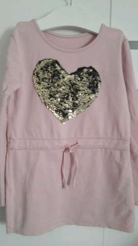 Vestido Importado Nena Talle 10