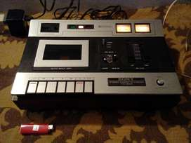 Grabador Reproductor SONY SUPERSCOPE STEREO CASSETTE CORDER TC-118SD