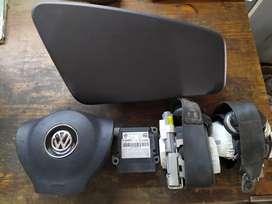 Kit Airbag Amarok 2010 al 2014