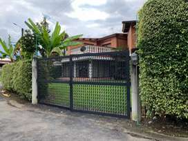 Casa campestre Santagueda