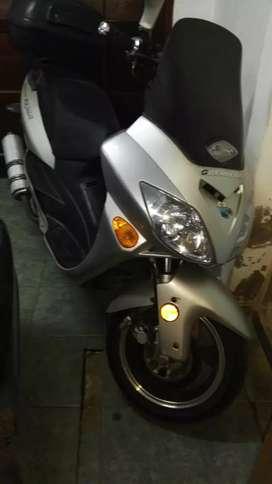 Moto Guerrero 150 cc