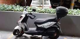 Scooter Krox 180 casi nueva 1300kl