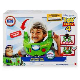 Buzz Lightyear Armadura Espacial