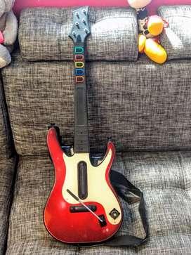 Guitarra inalambrica para Xbox