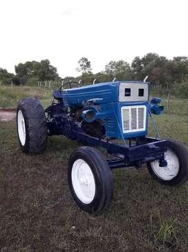 Tractor sin motor