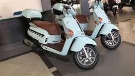 2021 Scooter Kymco Like 125 0km Entrega Ya ! Color Mas Buscado garantia oficial 20.000 km o 2 años .