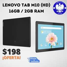 LENOVO TAB M10 (HD) 16GB / PROMOCIÓN