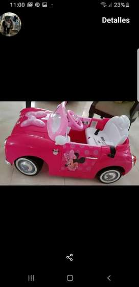 Carro de minnie