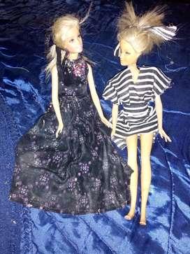 Barbies Originales año 1999