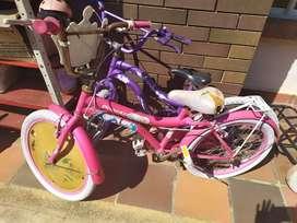 Se venden bicicletas de segunda, económicas, precio negociable