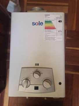 TERMA A GAS marca SOLE