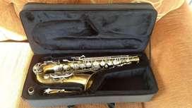 Saxofón Tenor Restaurado.