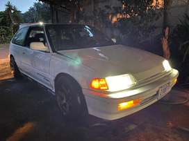 Honda Civic Ef Si