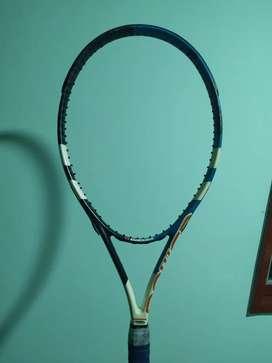 Raqueta babolat usada impecable