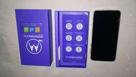 Celular nuevo Motorola One Macro