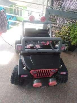 Jeep automático (recargable)