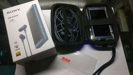 Reproductor Sony Walkman Audio De 16gb Nw-a55hn Con Audifono
