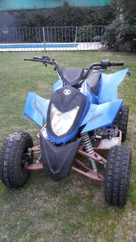 Vendo cuatriciclo Zanella 110cc