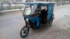 Se remata mototaxi en Comas